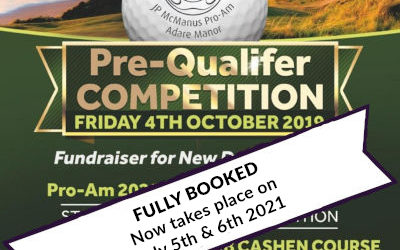 JP McManus Pro Am – Pre Qualifer Tournament